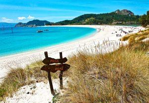 La mejor playa del mundo: la playa de Rodas en Cíes