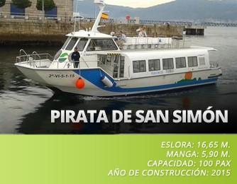 Pirata de San Simón