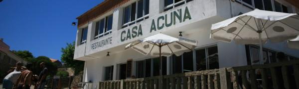 Casa Acuña Isla de Ons