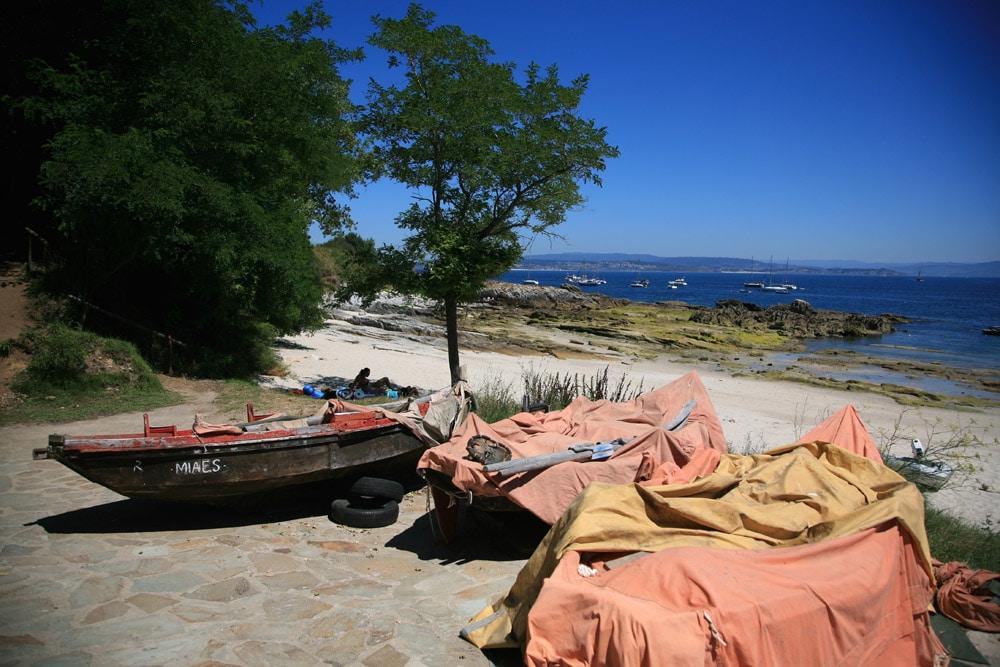 Playa de Dornas