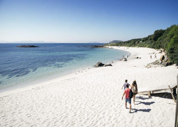 Playa Isla de Ons