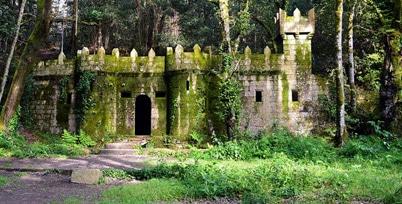 Ver Rías Baixas, 'Finca del Conde' (Aldán, Cangas del Morrazo)