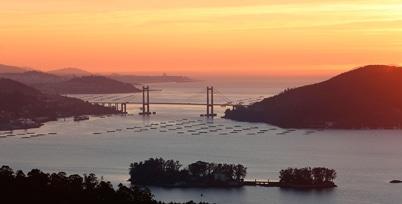 Excursiones en barco por las Rías Baixas
