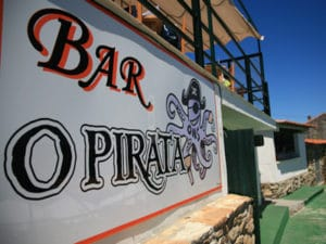 Bar O Pirata en Isla de Ons