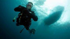 cursos de buceo y cursos de inmersiones
