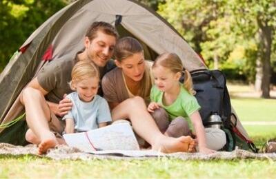 Ven a visitar el Camping de las Islas Cíes