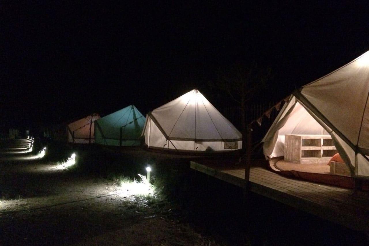 Ven a visitar el Camping Isla de Ons