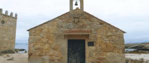 Capilla de Santa Catalina en Sálvora