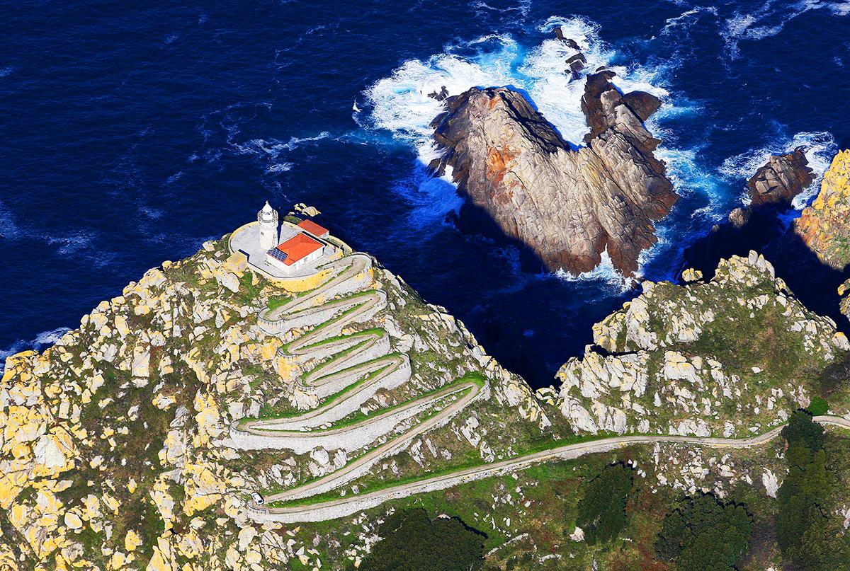 Faro de las Islas Cíes