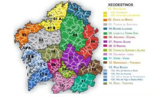 Geodestinos en Galicia