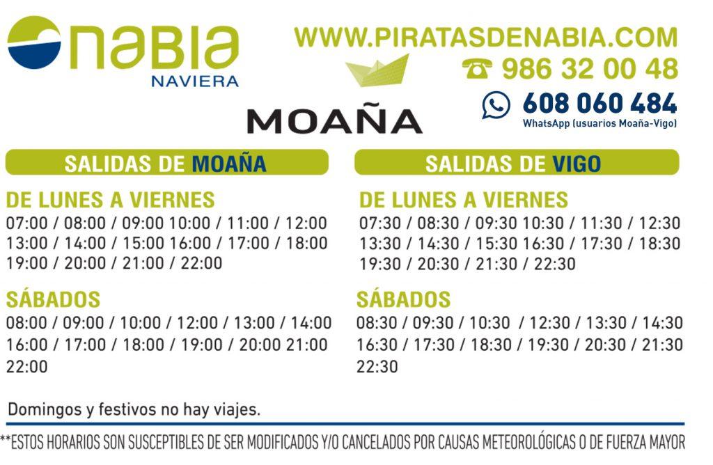 horarios-moana-vigo-2018
