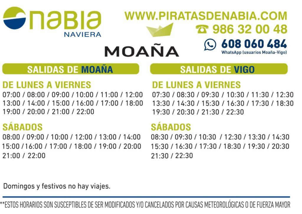 horarios-moana-vigo-2019
