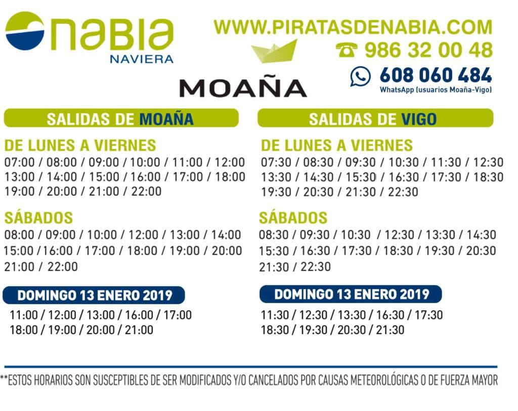 horarios-moana-vigo-enero-2019-2