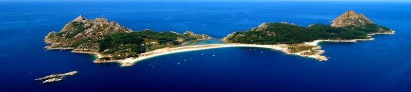 Islas Cíes el destino de acampada ideal