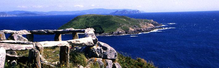 Mirador de Fedorentos: qué ver en la Isla Ons