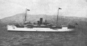 El naufragio del Vapor Santa Isabel
