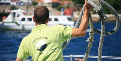 Naviera Nabia te lleva a las Islas Atlánticas de Galicia