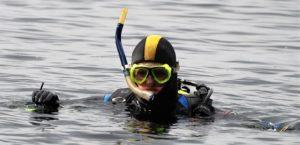 salidas de buceo con snorkel en Cíes