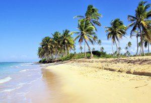 Playa Bávaro, República Dominicana.