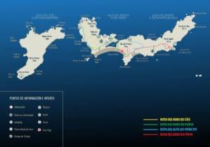 Ruta de Faro en las Islas Cíes