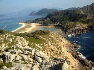 Viajar en mayo a las Islas Cíes