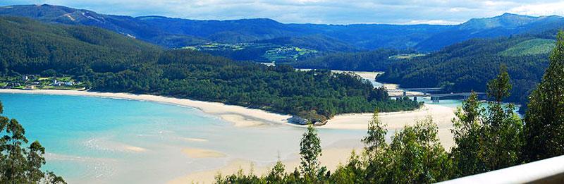 Mejores playas de Galicia: Playa de Xilloi y Playa de Area Longa, O Vicedo (Lugo)